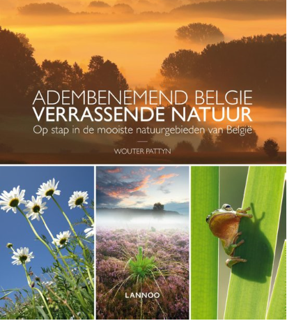 België natuur natuurgebieden