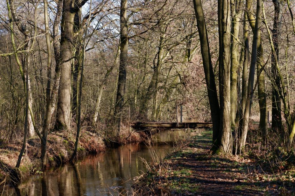 Benelux België Kempen rivier wandelen wandelroute