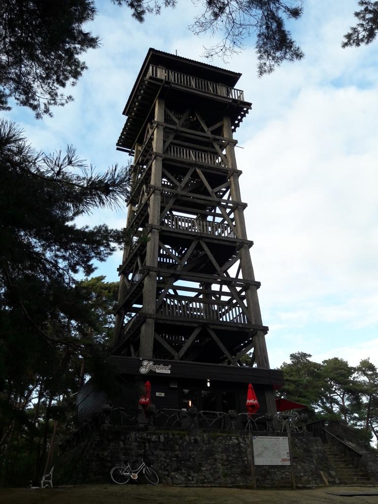 Toeristentoren Herentals uitkijktoren Kempen België