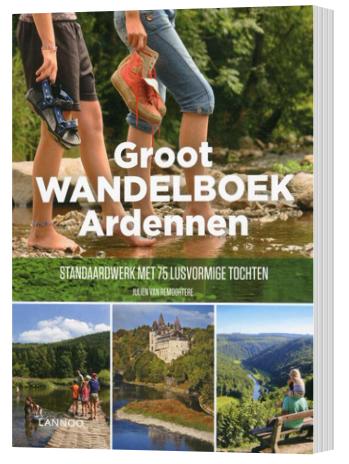 Benelux Wandelboek Ardennen