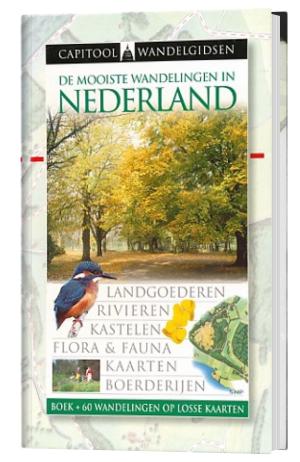 Benelux Wandelboek Nederland