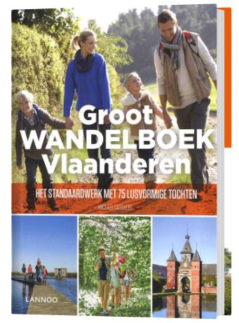 Benelux Wandelboek Vlaanderen