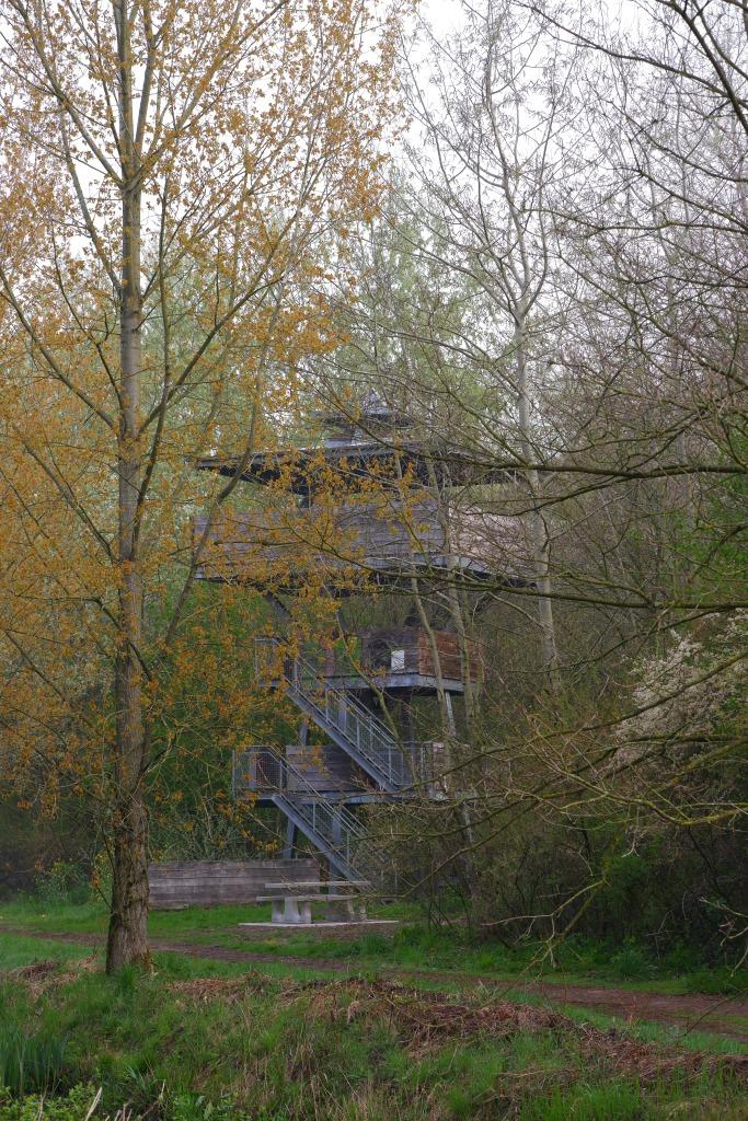Uitkijktoren België Kempen Arendonk