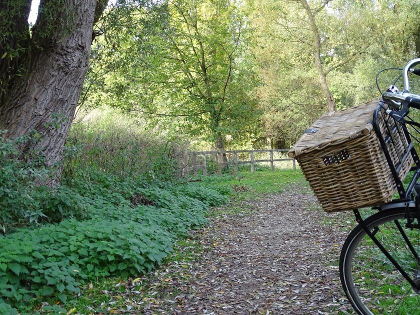 Fietsen fietsroute fietsknooppunt België Nederland Benelux natuur