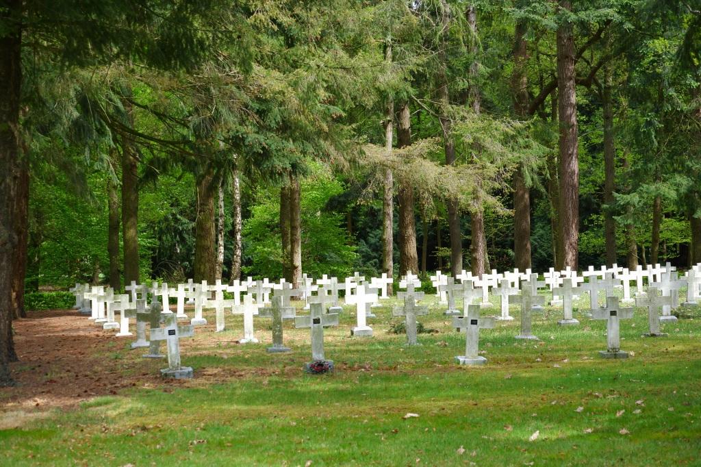 kolonie begraafplaats armoedebestrijding begraafplaats wandelen wandeling wandelroute wandelknooppunt België
