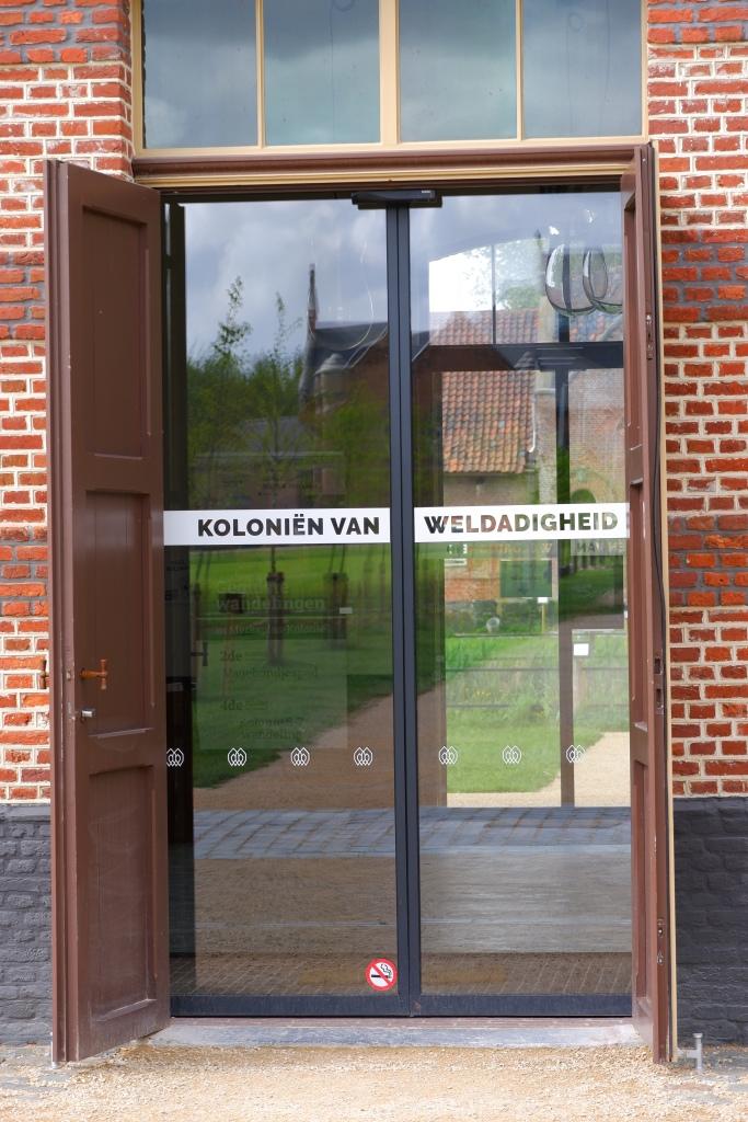 kolonie weldadigheid armoedebestrijding museum België Nederland Benelux