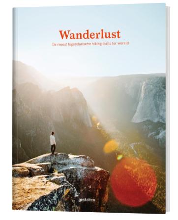 cadeau kerstmis verjaardag reisboek wanderlust