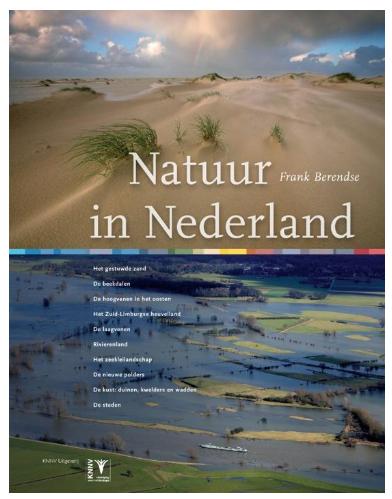 wandelen natuur Nederland boek