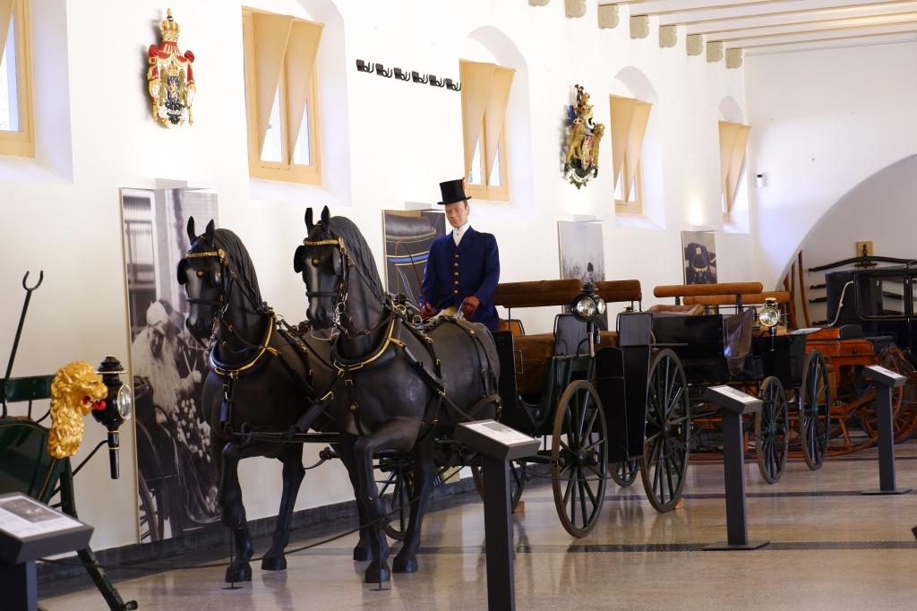 koninklijk paleis Apeldoorn  Het Loo rijtuig