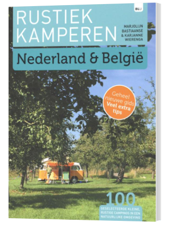 kamperen rustiek belgië nederland