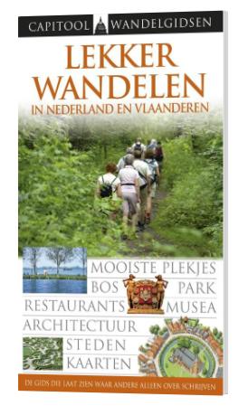 wandelen Nederland Vlaanderen boek