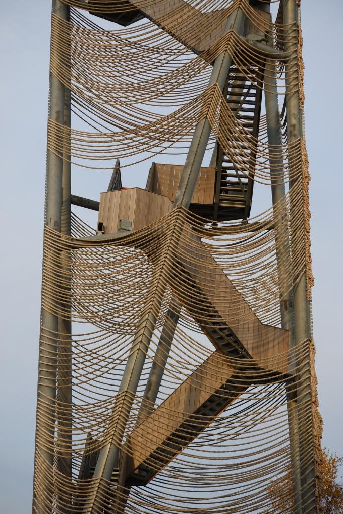 Lommelse Sahara Limburg vijvers natuurgebied wandelen wandelroute uitkijktoren
