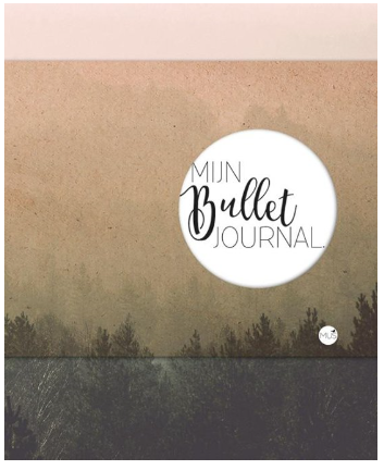 Bullet Journal reis trip wandeling plannen
