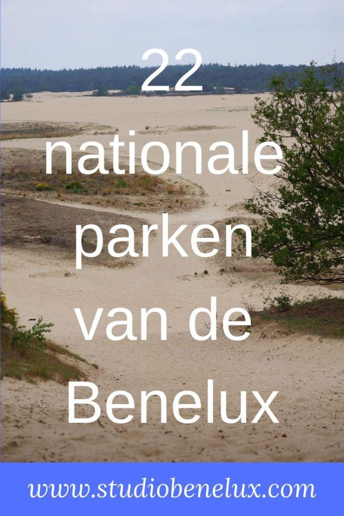 wandelen wandeling natuurwandeling nationale parken België Nederland Benelux