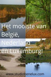 wandelen natuurwandeling inspiratie België Nederland Luxemburg Belgium Holland Luxembourg