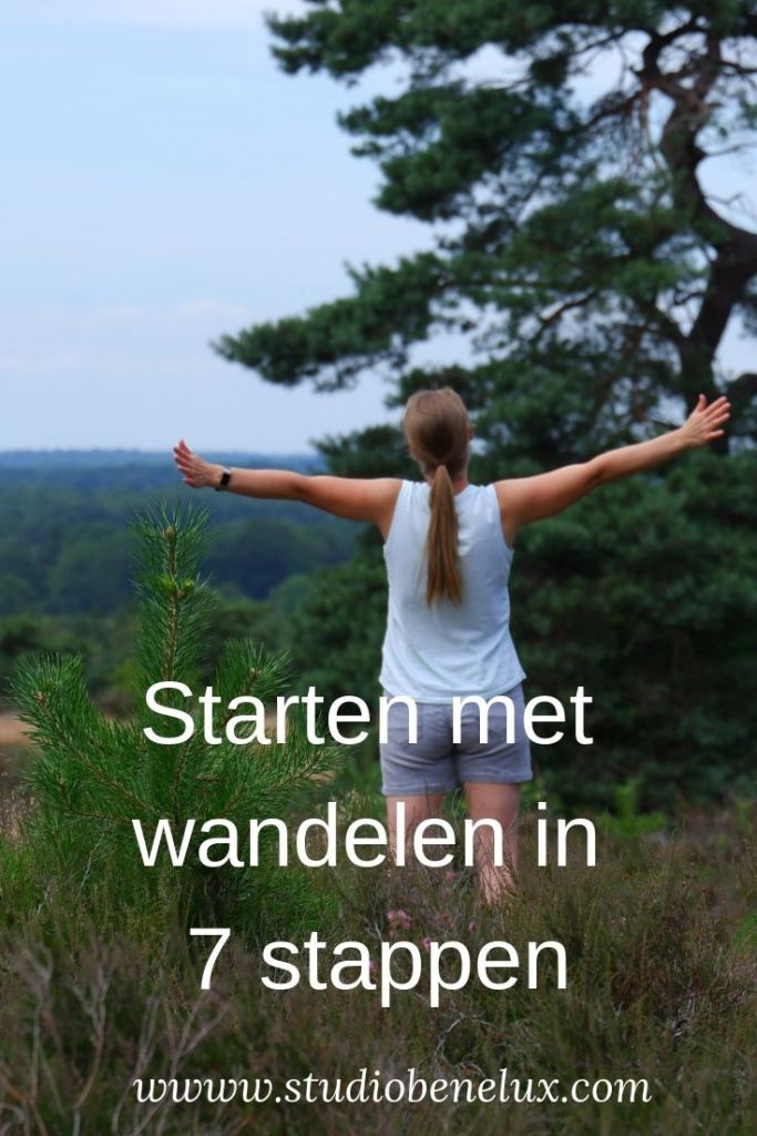 starten met wandelen start to walk hike tips
