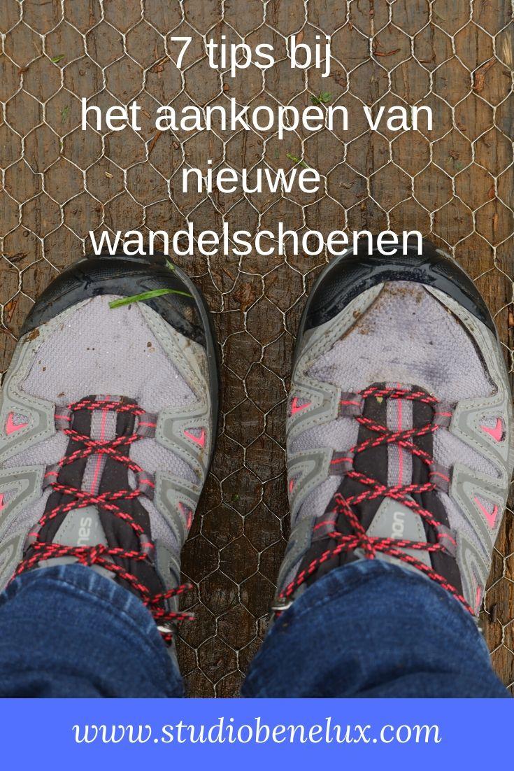 wandelen wandelschoenen wandeluitrusting tips aankoop
