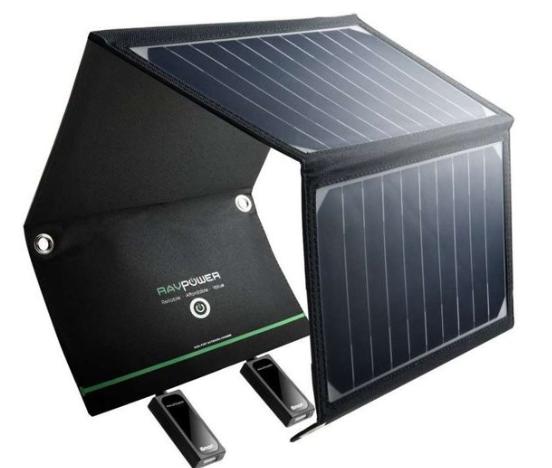 wandelen duurzaam ecologisch milieuvriendelijk herbruikbaar zonne-energie