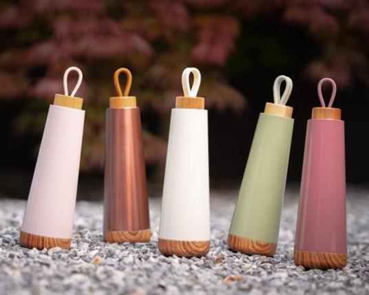 wandelen duurzaam ecologisch milieuvriendelijk herbruikbaar thermosfles