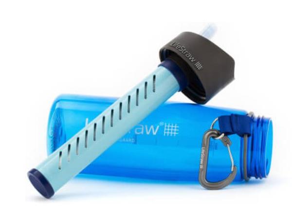 wandelen duurzaam ecologisch milieuvriendelijk herbruikbaar waterfles filter