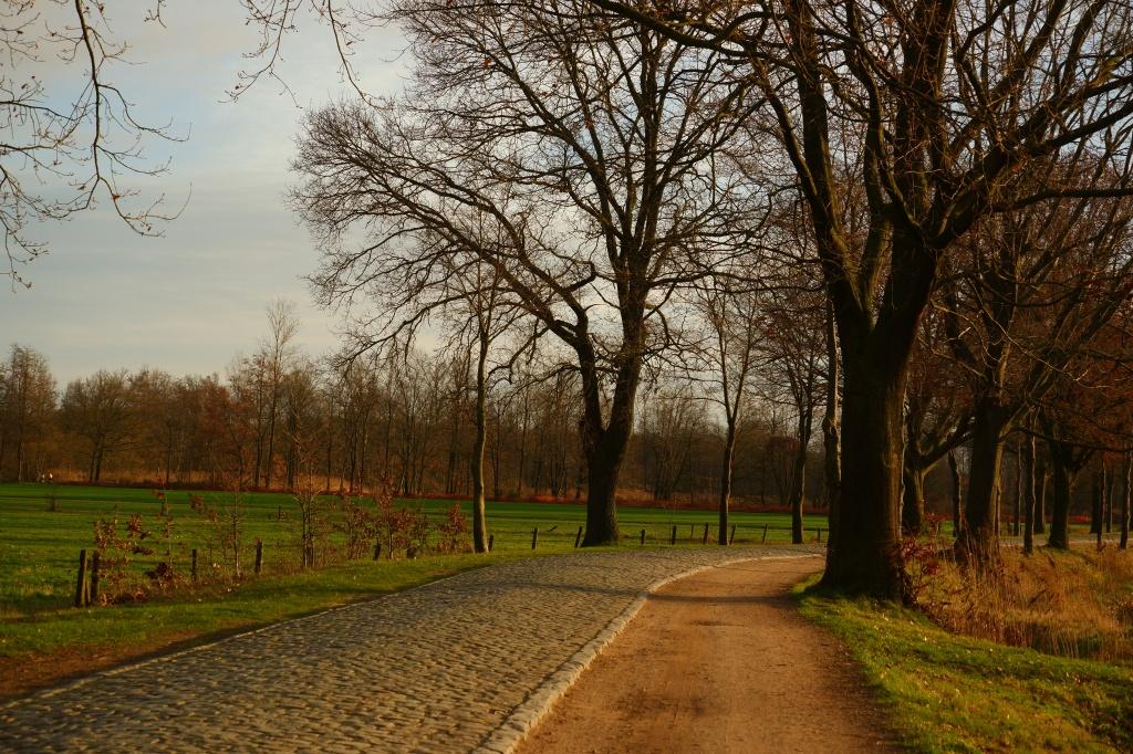 Prinsenpark Retie Hooibeekhoeve wandelen wandeling educatief centrum kasseiweg