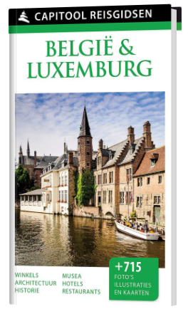 Reisgids België Luxemburg