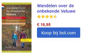 wandelen midden-Veluwe Nederland Benelux