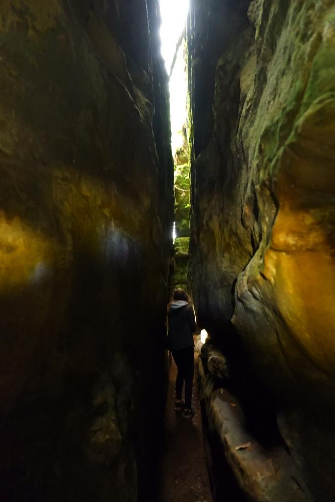 Rittergang Consdorf wandelroute C2 Mullerthal Trail wandelen hike  hiking backpack travel reisinspiratie