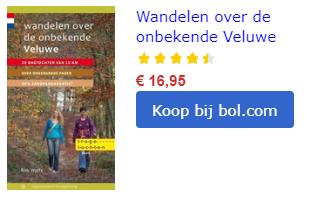 wandelen wandelroutes veluwe Nederland trage tochten