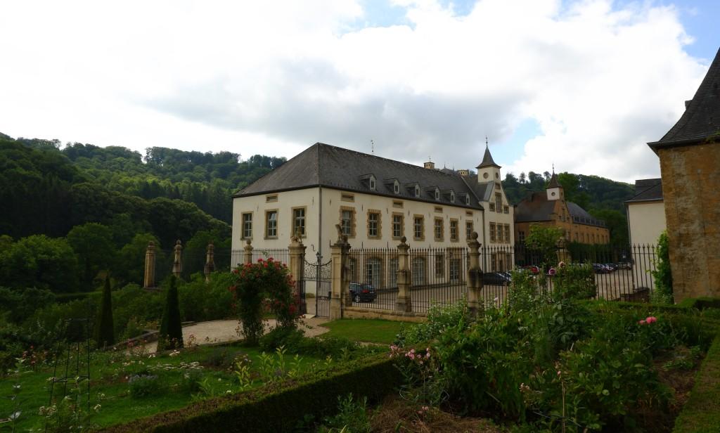 reisverslag Luxemburg kasteel Ansembourg vallei zeven kastelen Guttland
