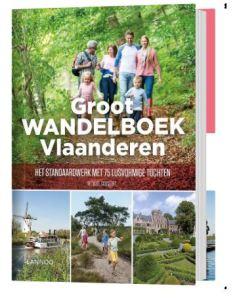 wandelboek Vlaanderen België wandelroutes