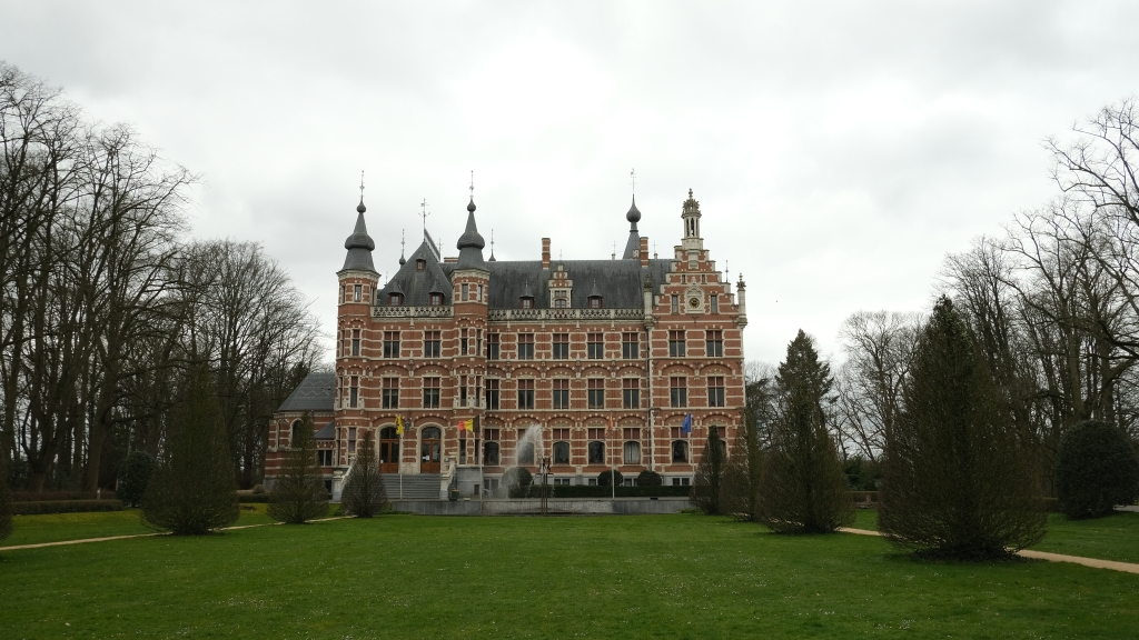 kasteel Jeanne de Merode Westerlo  wandelroute fietsroute