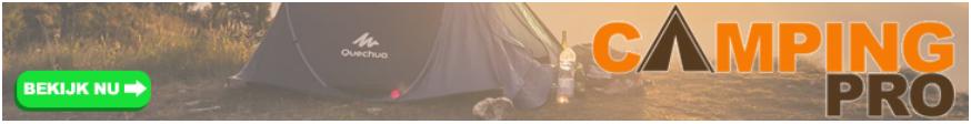 kamperen kampeermateriaal
