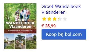 wandelboek Vlaanderen